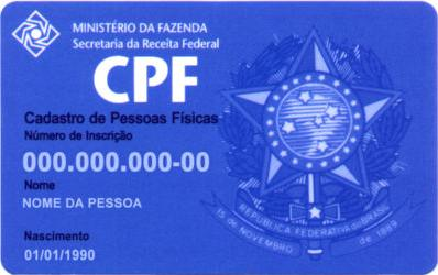 Receita Federal Comprovante De Regularidade Do Cpf