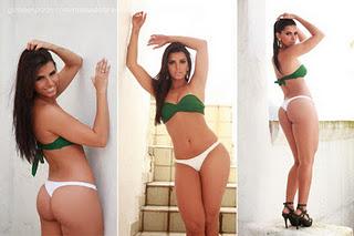 594acaed23 Bianca do Fluminense é a Musa do Brasileirão 2011 (Fotos   Video ...