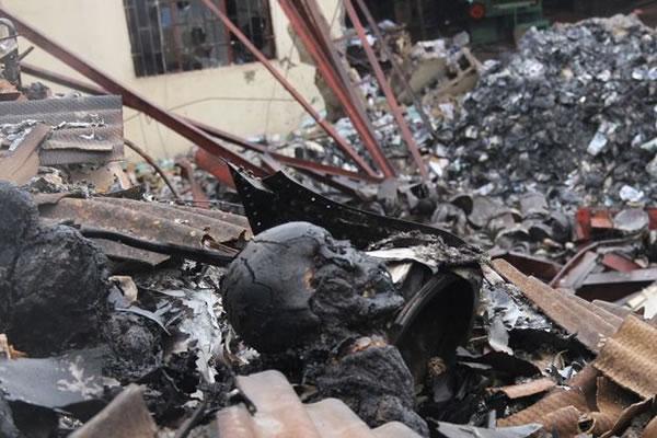 Número de mortos em acidente aéreo na Nigéria sobe para 159  Crato