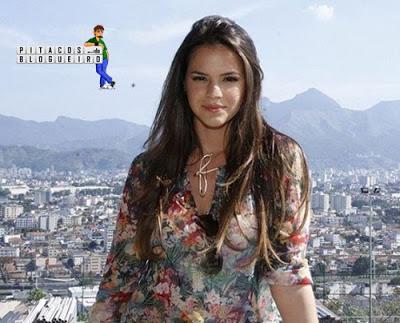 In Playboy Quer Bruna Marquezine Pelada Na De Janeiro